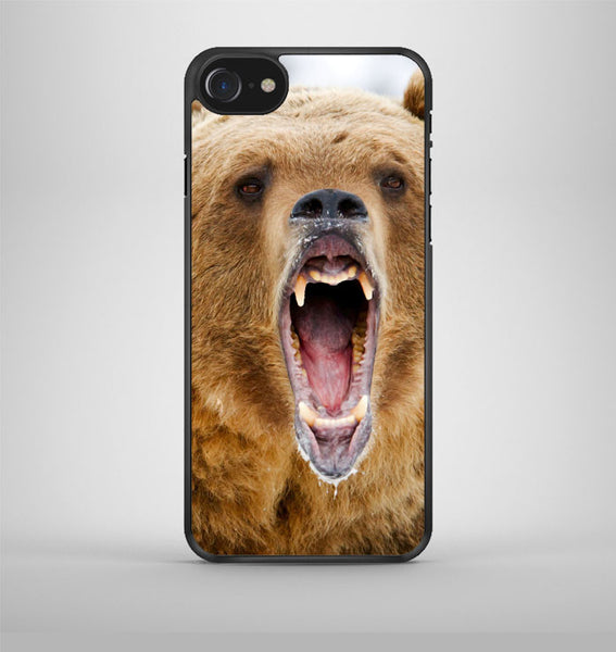Grizzly Bear iPhone 7 Case Avallen