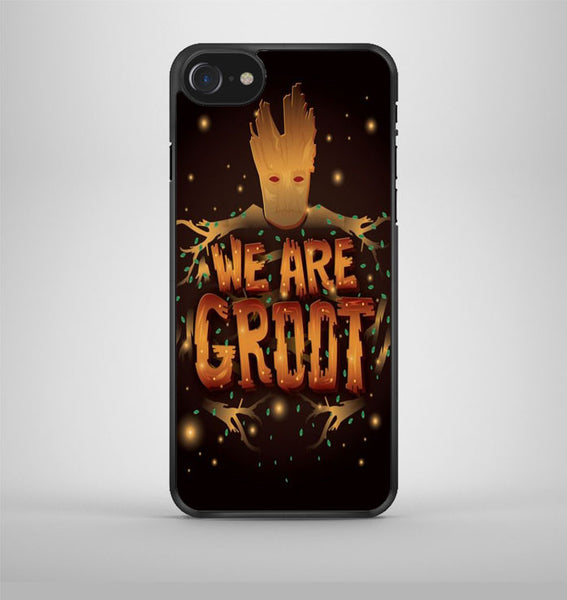 Guardian Of The Galaxy I Am Groot iPhone 7 Case Avallen