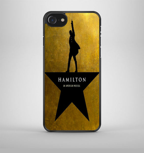 Hamilton Broadway Musical iPhone 7 Case Avallen