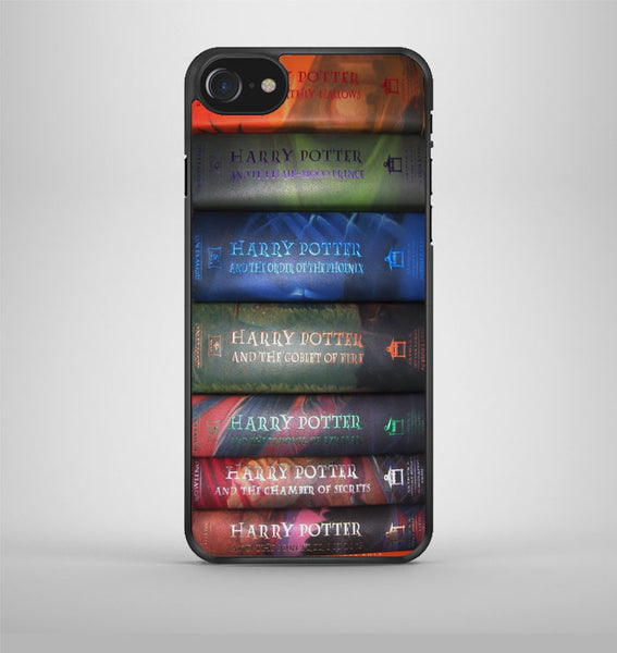 Harry Potter Books 1 7 iPhone 7 Case Avallen