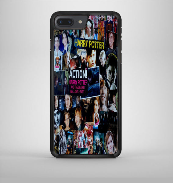 Harry Potter Collage Art iPhone 7 Plus Case Avallen