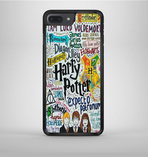Harry Potter Collage iPhone 7 Plus Case Avallen