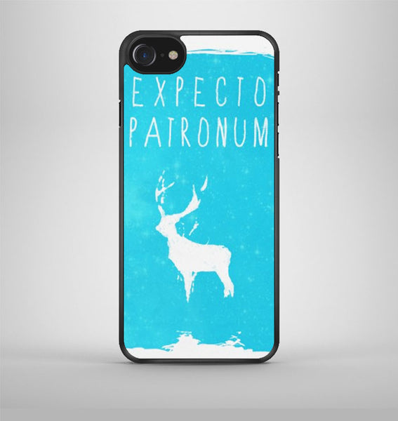 Harry Potter Magic Spells Expecto Patronum iPhone 7 Case Avallen