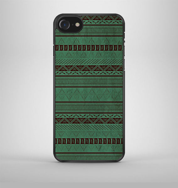 Harry Potter With Tribal Print iPhone 7 Case Avallen