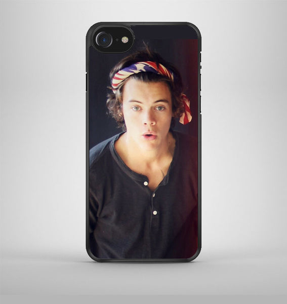 Harry Styles American Bandana iPhone 7 Case Avallen