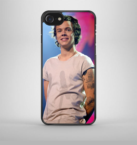Harry Styles Smile One Direction iPhone 7 Case Avallen