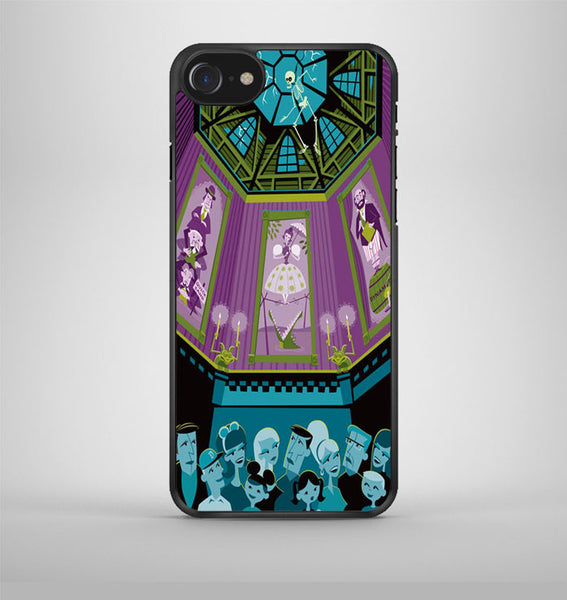Haunted Mansion Painting Poster iPhone 7 Case Avallen