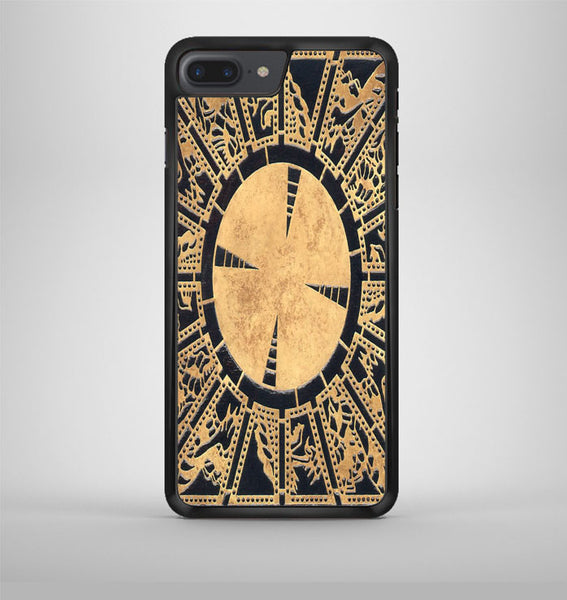 Hellraiser Puzzle Box iPhone 7 Plus Case Avallen