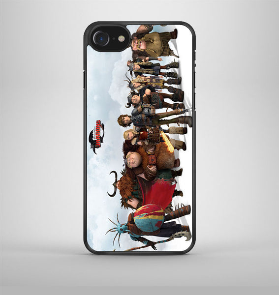 How To Train Your Dragon 2 iPhone 7 Case Avallen