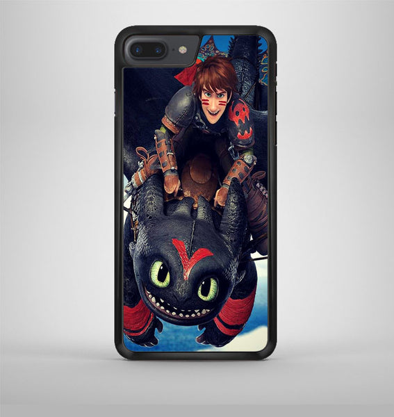 How To Train Your Dragon 3 iPhone 7 Plus Case Avallen