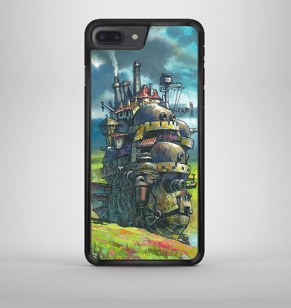 Howls Moving Castle iPhone 7 Plus Case Avallen