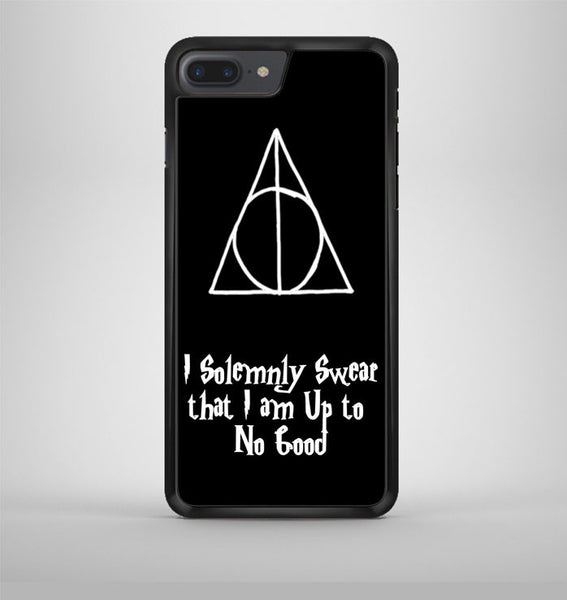 I Solemnly Swear That I am Harry Potter iPhone 7 Plus Case Avallen
