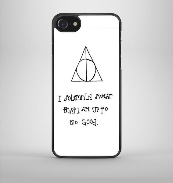 I Solemnly Swear That I am Harry Potter Galaxy iPhone 7 Case Avallen