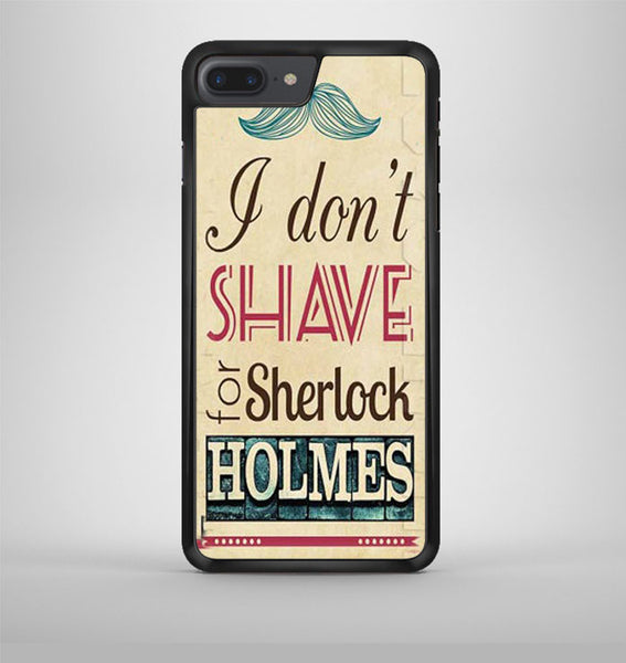 I Dont Shave iPhone 7 Plus Case Avallen