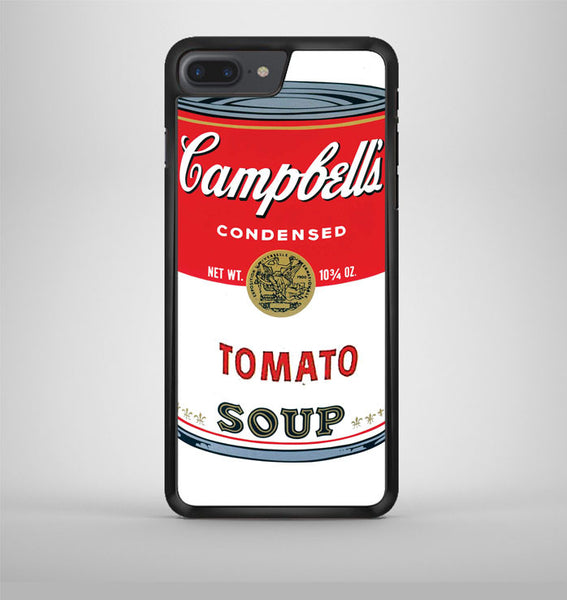 Iconic Campbells Condensed Tomato Soup iPhone 7 Plus Case Avallen
