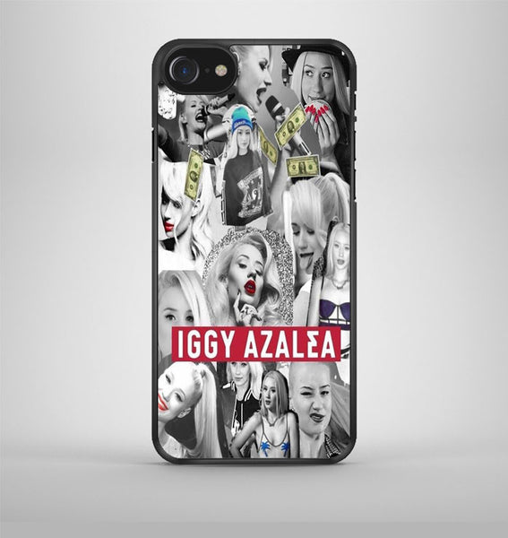 Iggy Azalea Collage iPhone 7 Case Avallen