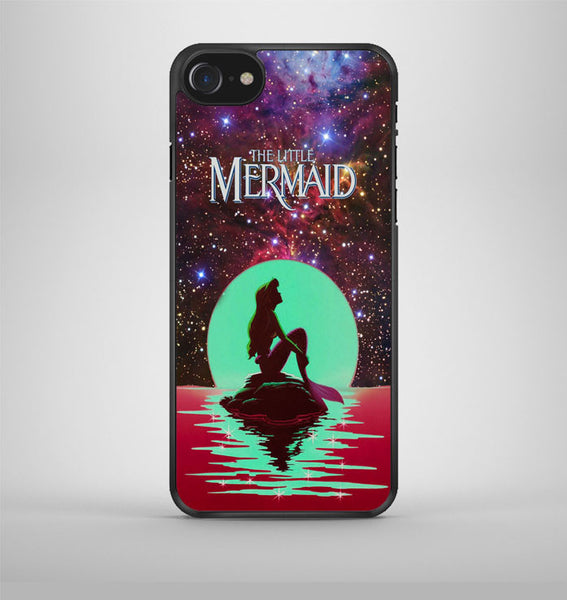 In The Moon light Nebula Space Ariel The Little Mermaid iPhone 7 Case Avallen