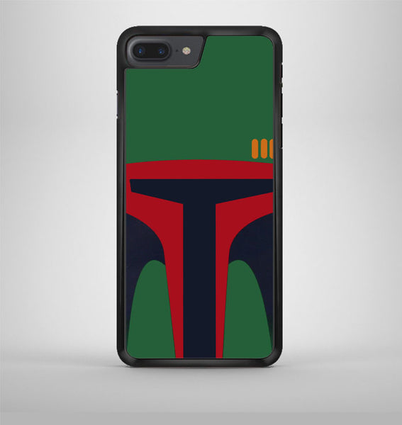 Intergalactic Bounty Hunter iPhone 7 Plus Case Avallen