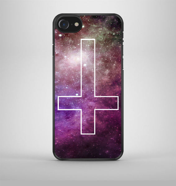 Inverted Cross Galaxy iPhone 7 Case Avallen