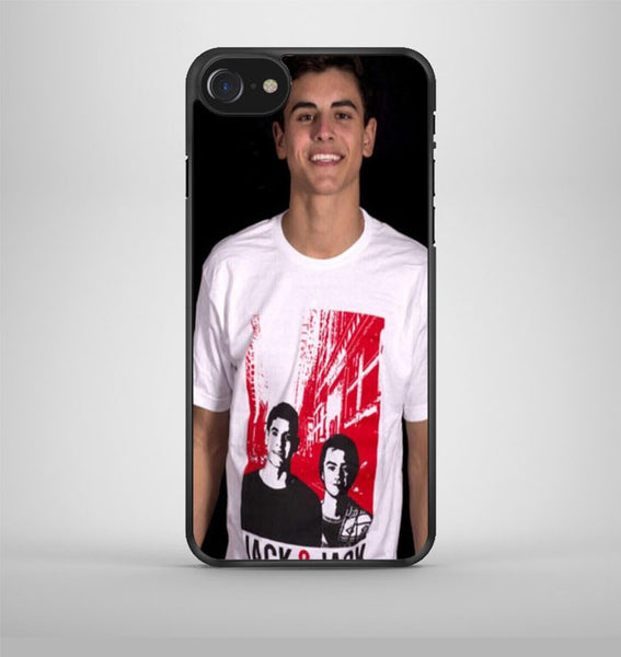 Jack Gilinsky 2 Magcon Boys iPhone 7 Case Avallen