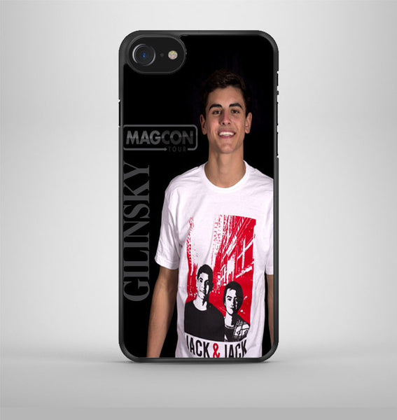 Jack Gilinsky Magcon Tour iPhone 7 Case Avallen