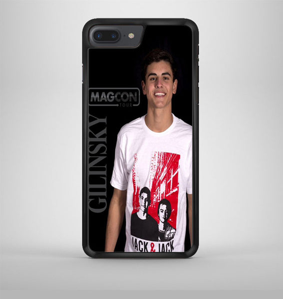 Jack Gilinsky Magcon Tour iPhone 7 Plus Case Avallen