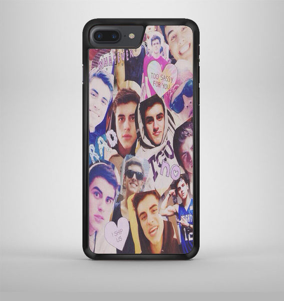 Jack Gilinsky Collage iPhone 7 Plus Case Avallen