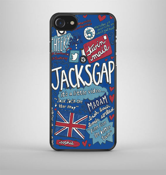 Jacksgap Collage Art iPhone 7 Case Avallen