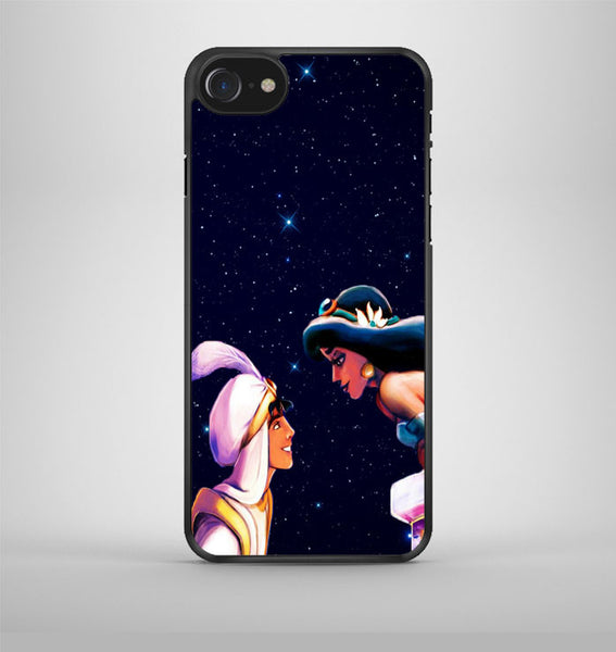 Jasmine And Aladdin iPhone 7 Case Avallen