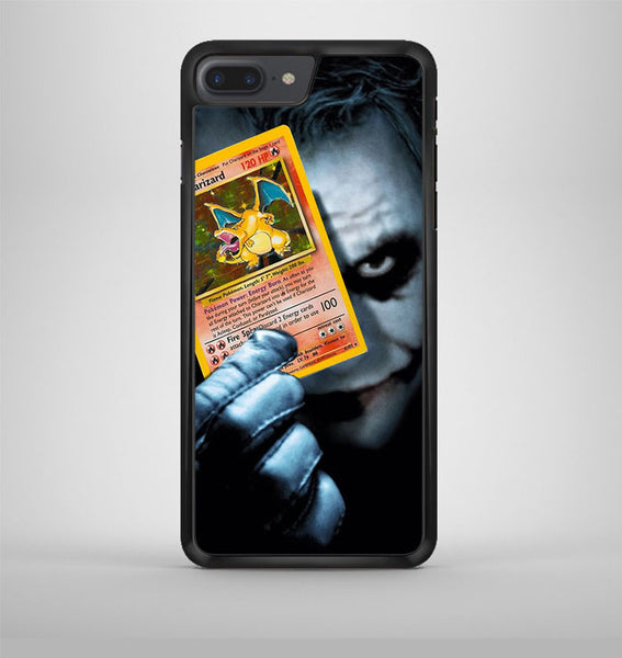Joker Pokemon Card iPhone 7 Plus Case Avallen