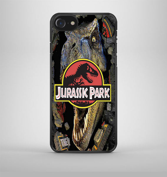 Jurassic Park iPhone 7 Case Avallen