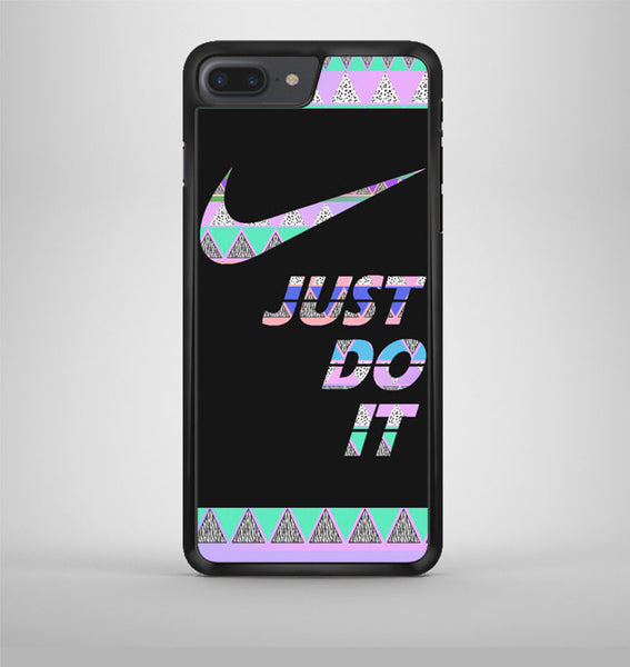 Just Do It Aztec Pastel iPhone 7 Plus Case Avallen