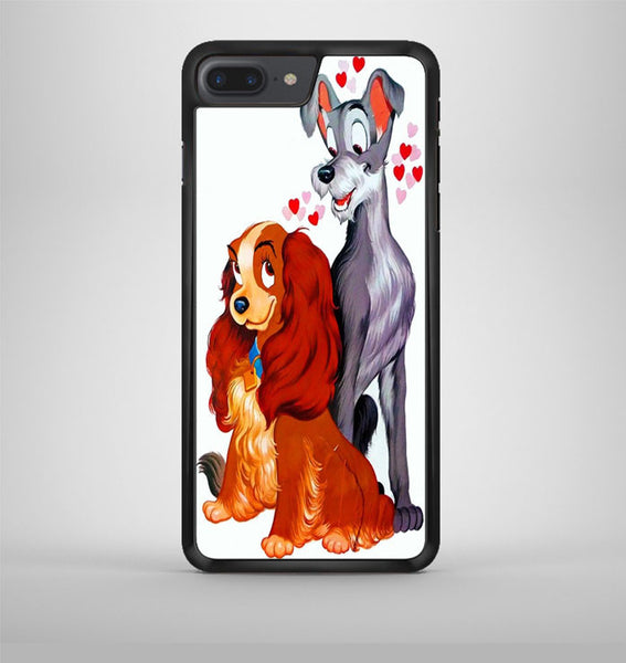 Lady And The Tramp iPhone 7 Plus Case Avallen