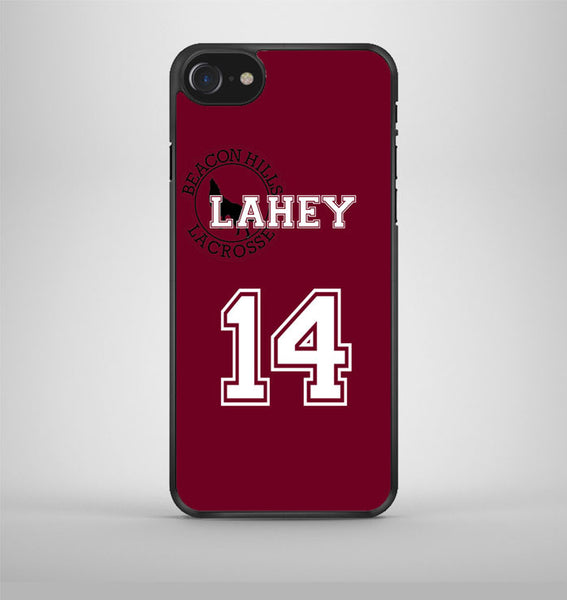 Lahey Number Jersey Teen Wolf iPhone 7 Case Avallen