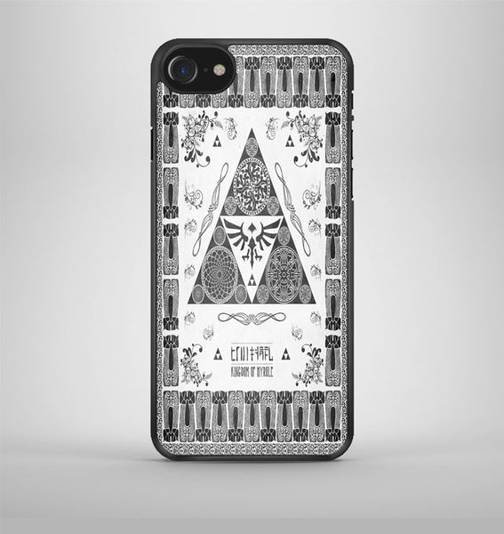 Legend Of Zelda Kingdom Of Hyrule Crest iPhone 7 Case Avallen