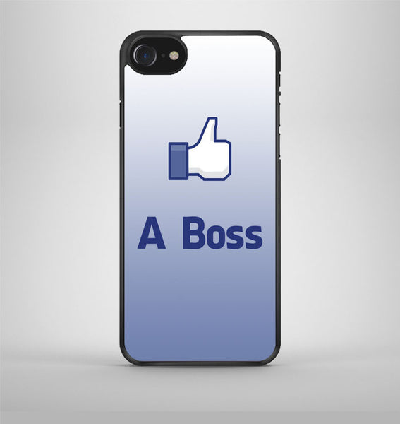 Like a Boss iPhone 7 Case Avallen