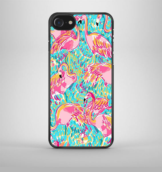 Lilly Pulitzer Flamingo iPhone 7 Case Avallen