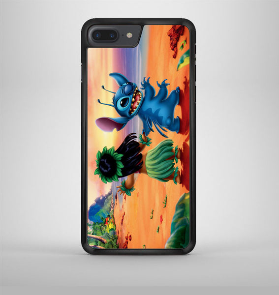 Lilo Stitch iPhone 7 Plus Case Avallen