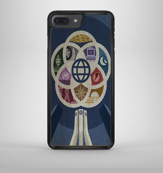 Logo Epcot Center iPhone 7 Plus Case Avallen