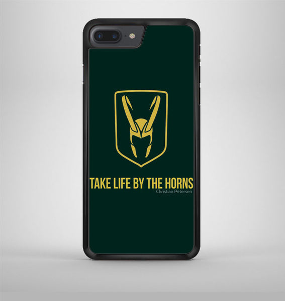 Loki Doge Logo iPhone 7 Plus Case Avallen
