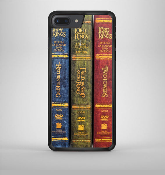 Lord Of The Rings Book Style Collection Set iPhone 7 Plus Case Avallen