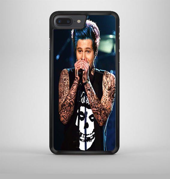 Luke Hemmings Punk iPhone 7 Plus Case Avallen