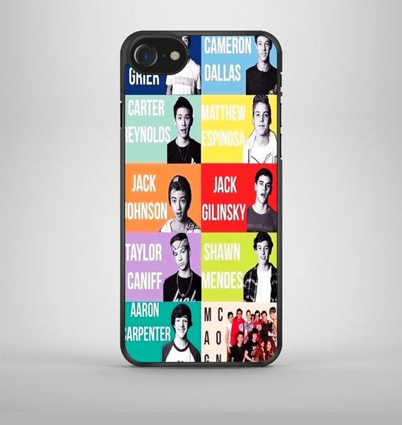 Magcon Boys Family iPhone 7 Case Avallen