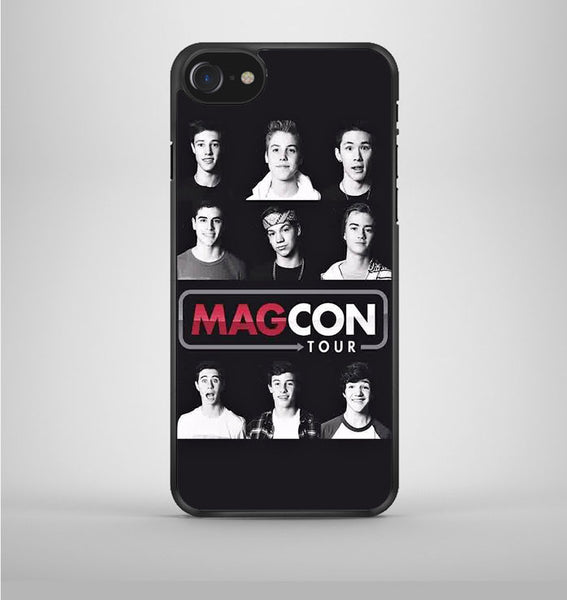 Magcon Face Fitted iPhone 7 Case Avallen