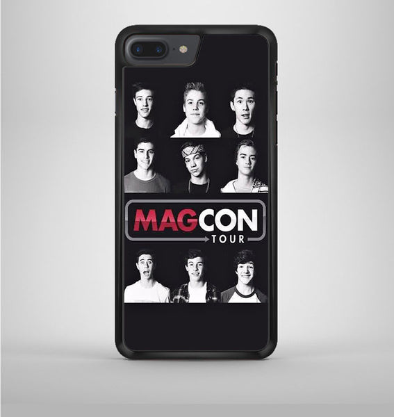 Magcon Face Fitted iPhone 7 Plus Case Avallen