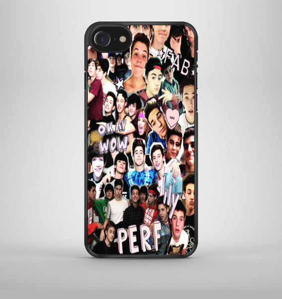 Magcon Family Collage iPhone 7 Case Avallen