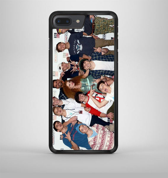 Magcon Tour 2014 Cover iPhone 7 Plus Case Avallen