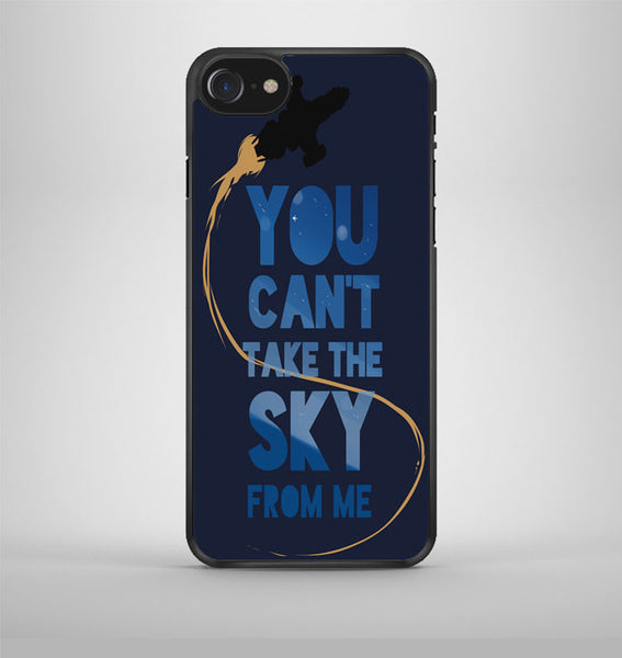 Malcolm Reynolds Quotes iPhone 7 Case Avallen