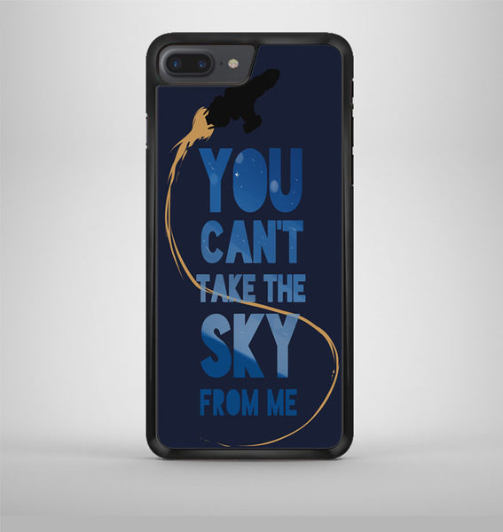 Malcolm Reynolds Quotes iPhone 7 Plus Case Avallen