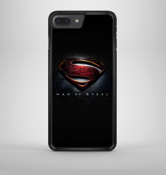 Man Of Steel Superman 2013 iPhone 7 Plus Case Avallen